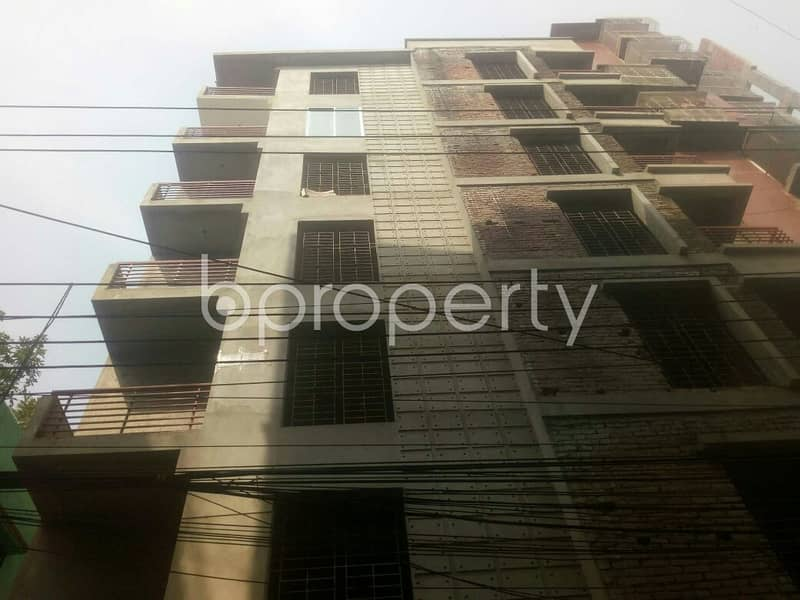 We Have A 1150 Sq. Ft Flat For Sale In West Merul Road