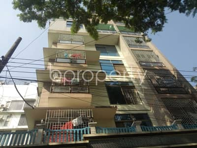 2 Bedroom Flat for Rent in Bashundhara R-A, Dhaka - Properly designed this 800 SQ Ft apartment is now up for rent in Bashundhara R-A