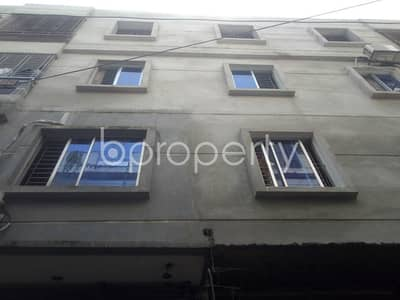 3 Bedroom Flat for Rent in Badda, Dhaka - A Ready 800 Sq. ft Apartment For Rent In Shahjadpur Near By Shahjadpur Jame Masjid