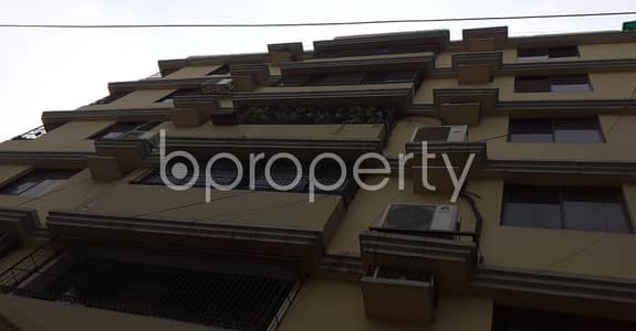 3 Bedroom Apartment for Sale in Dhanmondi, Dhaka - An Artistic Apartment Of 1406 Sq Ft Is Waiting For Sale In Dhanmondi