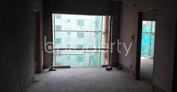 3 Bedroom Apartment for Sale in Bashundhara R-A, Dhaka - Well Defined Flat Of 1581 Sq Ft In Bashundhara R-a Is Available For Sale