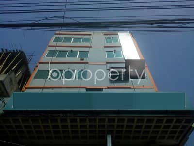 Floor for Rent in Badda, Dhaka - An Ample Commercial Space Is Available For Rent In South Badda Nearby Alatunnesa School