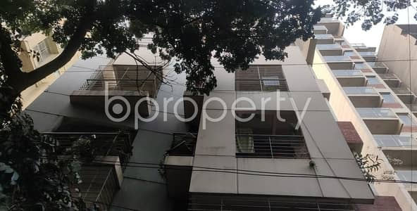 3 Bedroom Flat for Sale in Dhanmondi, Dhaka - Well-constructed 1575 Sq Ft Apartment Is Up For Sale At Dhanmondi Nearby Naaz E Noor Hospital.