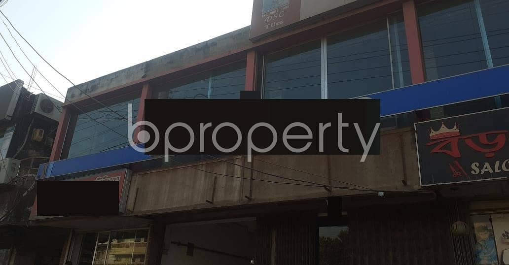 This 200 Sq Ft Commercial Shop Is Up For Rent At Halishahar