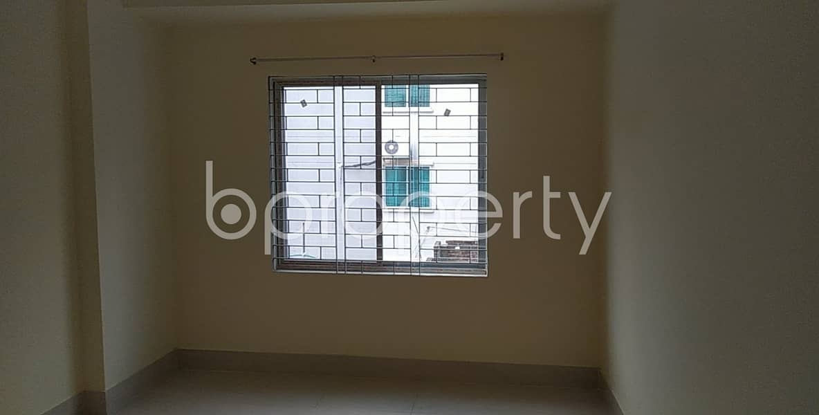 1100 Sq. ft Apartment Is Available For Rent In Halishahar Housing Estate Which Is Tailored To Your Highest Standards