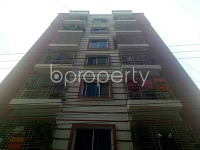 3 Bedroom Apartment for Sale in Aftab Nagar, Dhaka - This 1150 Sq. ft Flat Which Is Available In Aftab Nagar For Sale Will Ensure Your Higher Quality Of Living