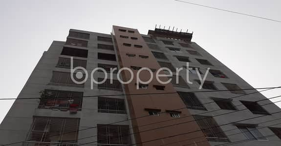 3 Bedroom Flat for Sale in Khilgaon, Dhaka - Reside Conveniently In This Well Constructed 1541 Sq. Ft Flat For Sale In Chowdhuripara, Khilgaon
