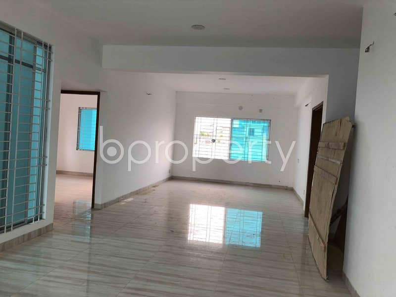 An Impressive 1760 Square Feet Apartment Is For Sale in Uttara Sector 5