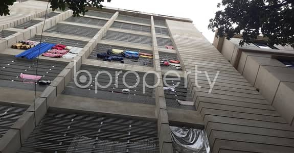 3 Bedroom Apartment for Rent in Kazir Dewri, Chattogram - In A Beautiful Neighborhood A Decent Flat Of 1200 Sq Ft Is Available For Rent In Kazir Dewri
