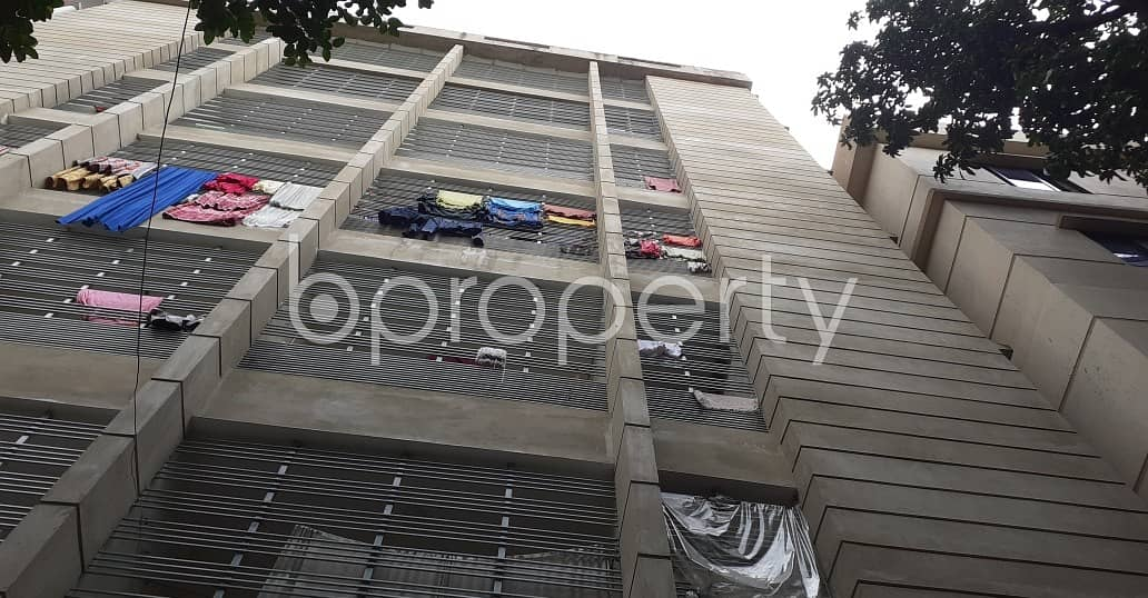 In A Beautiful Neighborhood A Decent Flat Of 1200 Sq Ft Is Available For Rent In Kazir Dewri