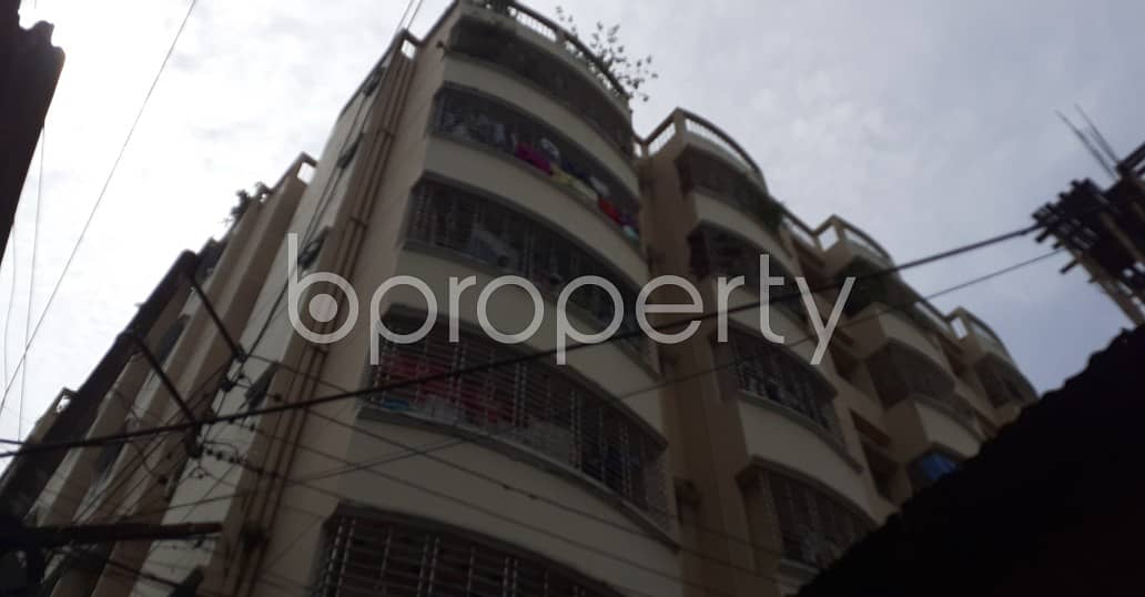 Delightful Apartment Of 900 Sq Ft Is Available For Rent In Kazir Dewri