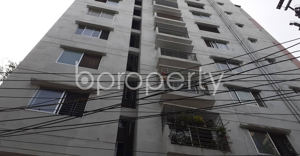 A Delightful Apartment Of 950 Sq Ft Is Ready To Rent In A Great Location Of Kazir Dewri