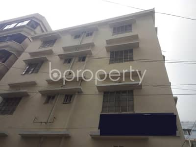 1 Bedroom Flat for Rent in 15 No. Bagmoniram Ward, Chattogram - A Nice And Comfortable 650 Sq Ft House Is Up For Rent In Mehidibag.