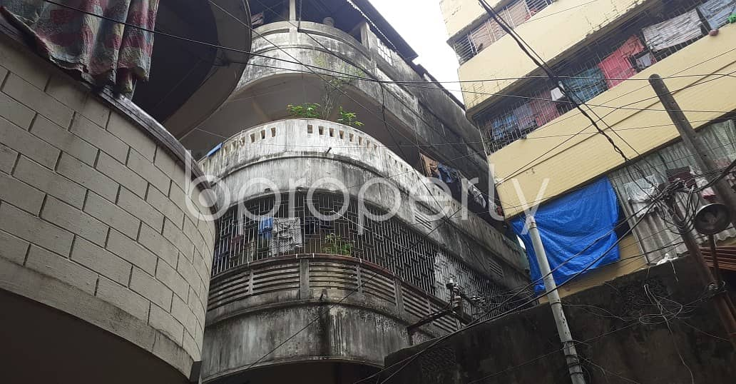 Well Developed House Is Vacant For Rent In Nur Ahmed Road, Kazir Dewri