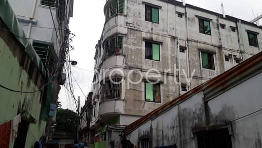2 Bedroom Flat for Rent in Halishahar, Chattogram - Well Developed House Is Vacant For Rent In Omar Gani Chy. Lane, Sabujbag