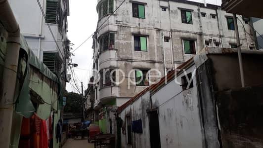 ভাড়ার জন্য BAYUT_ONLYএর অ্যাপার্টমেন্ট - হালিশহর, চিটাগাং - A Well Planned 800 Sq Ft And 2 Bedroom House Is For Rent In Sabujbag.
