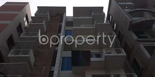 2 Bedroom Flat for Sale in Bashundhara R-A, Dhaka - Everything You Need In A Home Is All Right Here In This Bashundhara R-A Flat Which Is Up For Sale .