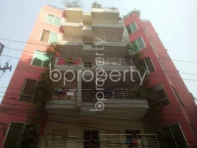 4 Bedroom Apartment for Sale in Uttara, Dhaka - A 1700 Sq Ft Vacant Apartment Is Ready For Sale At Uttara, Sector 13 .