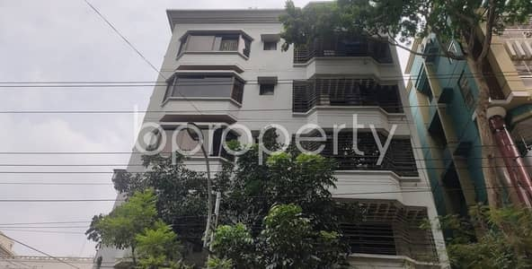 2 Bedroom Flat for Sale in Dhanmondi, Dhaka - A Well Planned 1150 Sq Ft And 2 Bedroom House Is Up For Sale In Dhanmondi.