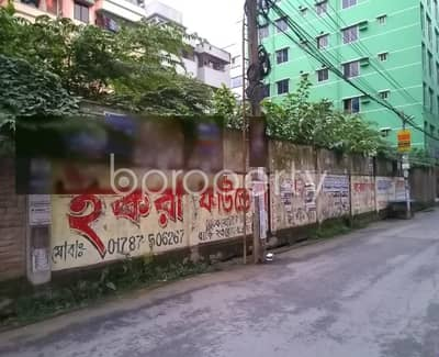 Plot for Sale in Banasree, Dhaka - 10.5 Khata Plot Is For Sale In Banasree