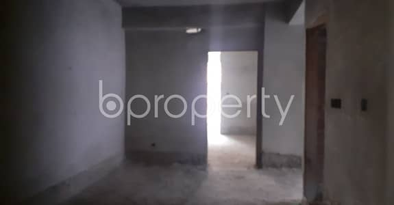 3 Bedroom Flat for Sale in Bashundhara R-A, Dhaka - Reside Conveniently In This Well Constructed 1530 Sq. Ft Flat For Sale In Bashundhara R-A