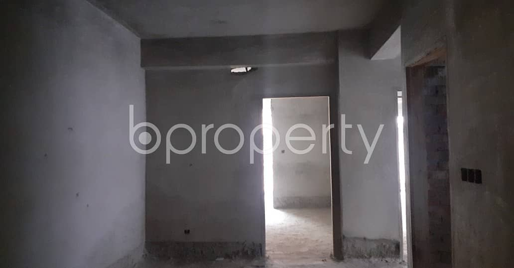 A 1530 Sq. ft Spacious Bashundhara R-A Apartment Is Up For Sale