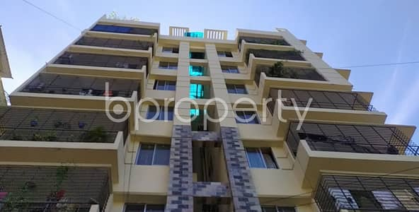 3 Bedroom Apartment for Sale in Halishahar, Chattogram - Experience The Ultimate Luxury Lifestyle Here In This Halishahar Housing Estate Home Which Is Up For Sale.