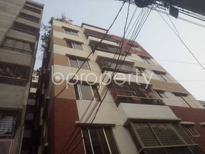 3 Bedroom Apartment for Rent in Badda, Dhaka - Structurally Well Set 1100 Sq Ft Flat For Rent Is Available In East Vatara