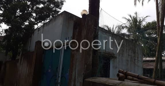 Plot for Sale in Dakshin Khan, Dhaka - 3 Katha Plot with the building is now available for sale in Kawlar