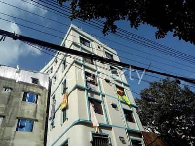 2 Bedroom Flat for Rent in 15 No. Bagmoniram Ward, Chattogram - Well Maintained 2 Bedroom And 2 Bathroom House In 15 No. Bagmoniram Ward Is Vacant For Rent