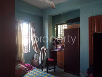 2 Bedroom Flat for Rent in 15 No. Bagmoniram Ward, Chattogram - A Well Planned 800 Sq Ft And 2 Bedroom House Is For Rent In Bagmoniram.