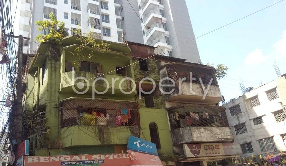 Well Planned 700 Sq Ft Apartment Is Available For Rent In Mehidibag.