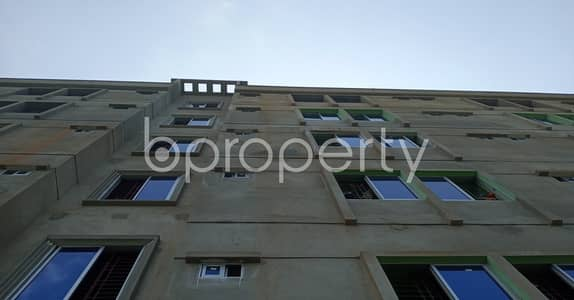1 Bedroom Flat for Rent in Halishahar, Chattogram - 1 Bedroom Residence For Rent In A Nice Location Of Halishahar.