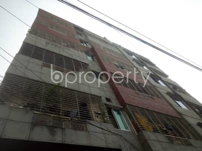 700 Sq Ft House Is Now To Rent In Jagannathpur Near To Badda Thana