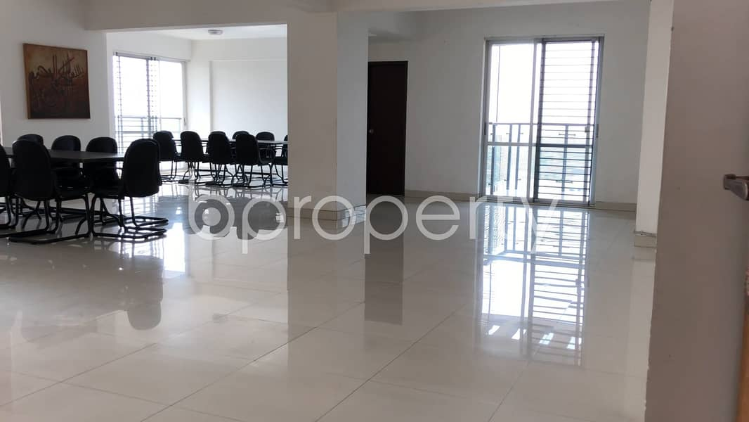 Magnificent Apartment Is Ready For Sale In Banani Nearby Banani Bidyaniketan School & College