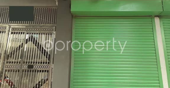 Shop for Rent in Uttara, Dhaka - 96 Square Feet Open Shop Ready For Rent In Dolipara