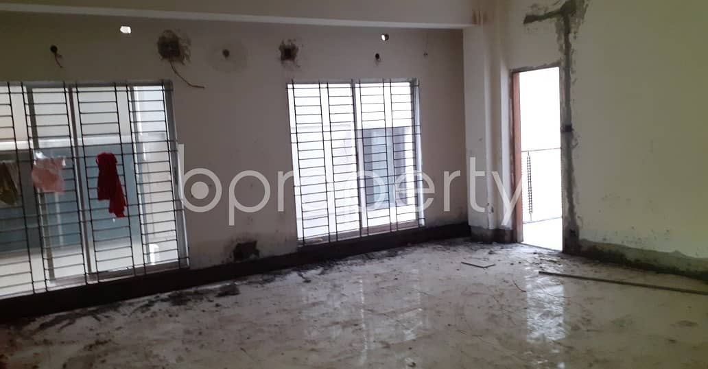 1600 Sq Ft Commercial Office For Rent In Panthapath Main Road, Kalabagan