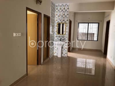 3 Bedroom Apartment for Sale in Lalmatia, Dhaka - A 1700 Square Feet Large And Comfortable Apartment Is For Sale In Lalmatia Near Lalmatia C Block Jam-e-masjid