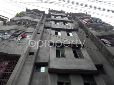 2 Bedroom Flat for Rent in Dhanmondi, Dhaka - Decent-sized Residence Is Up For Rent In Shukrabad