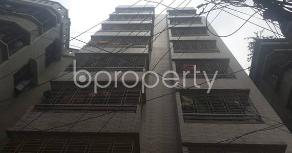 3 Bedroom Flat for Rent in Mirpur, Dhaka - Remarkable Flat Of 1300 Sq Ft Is Up For Rent In Ahmed Nagar