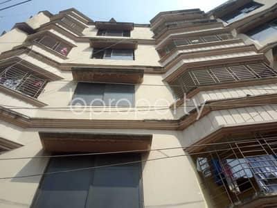 ভাড়ার জন্য BAYUT_ONLYএর অ্যাপার্টমেন্ট - বাড্ডা, ঢাকা - Well Maintained 750 Sq Ft Residence In West Nurer Chala Is Vacant For Rent