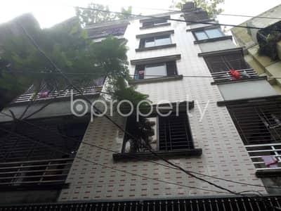 ভাড়ার জন্য BAYUT_ONLYএর ফ্ল্যাট - বাড্ডা, ঢাকা - A Nice Soundless 500 Sq Ft Residence For Rent In Moitree Road, Nurer Chala.