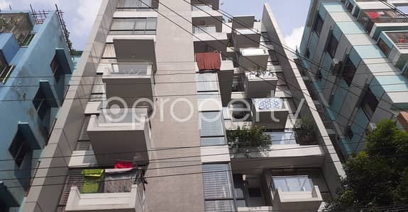2 Bedroom Apartment for Rent in Uttara, Dhaka - This Flat In Road No 9, Uttara With A Convenient Price Is Up For Rent