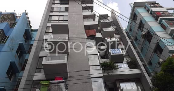 3 Bedroom Apartment for Rent in Uttara, Dhaka - This Flat In Uttara, Road No 9 With A Convenient Price Is Up For Rent