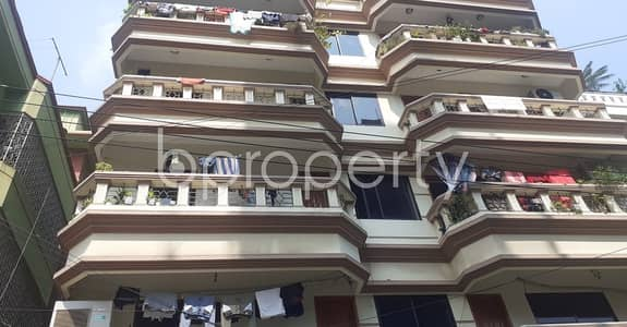3 Bedroom Apartment for Rent in Uttara, Dhaka - This Flat In Sector 6, Uttara With A Convenient Price Is Up For Rent