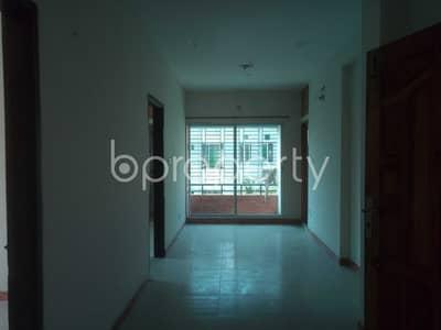 ভাড়ার জন্য BAYUT_ONLYএর অ্যাপার্টমেন্ট - বাড্ডা, ঢাকা - This Flat In Badda With A Convenient Price Is Up For Rent