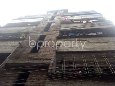 1 Bedroom Apartment for Rent in Tejgaon, Dhaka - This Flat In Tejgaon With A Convenient Price Is Up For Rent