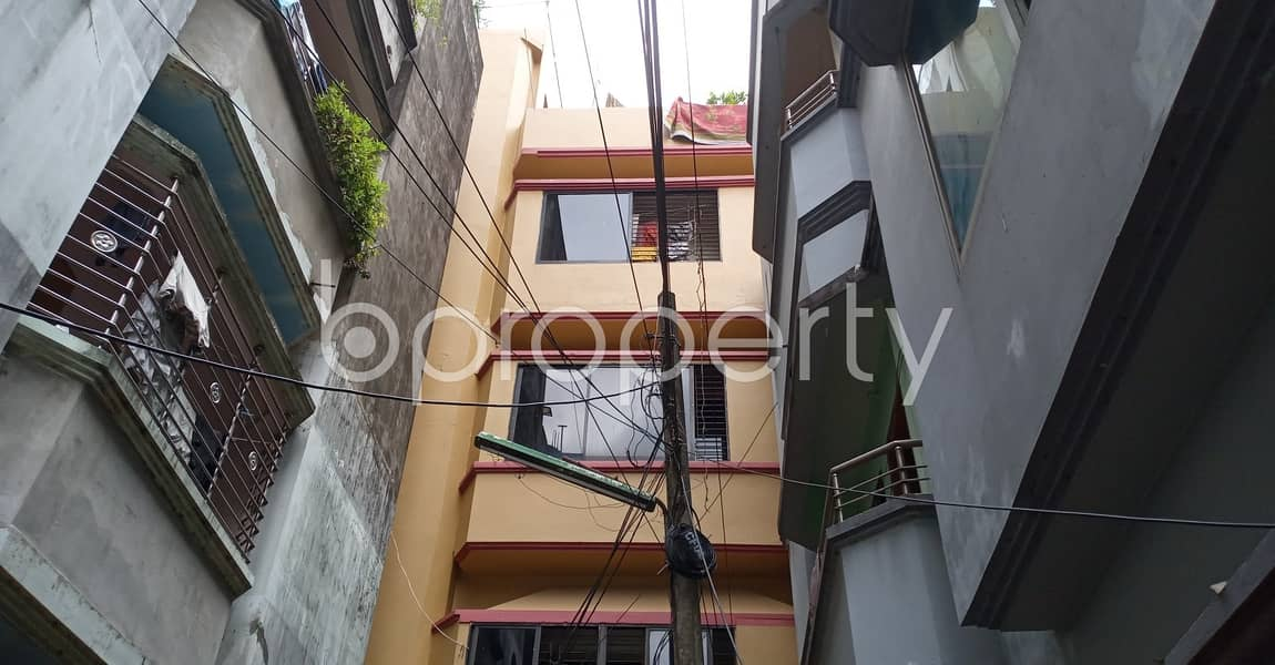 A House For Rent Covering A Nice Area In Mohammad Pur.