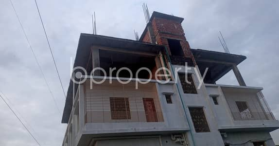 2 Bedroom Flat for Rent in Halishahar, Chattogram - Looking For A Decent And Comfortable 840 Sq. Ft Home To Rent In Halishahar ? Check This One