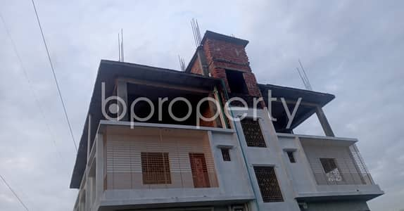 2 Bedroom Apartment for Rent in Halishahar, Chattogram - Visit This 800 Sq. Ft Flat In 37 No. North-Middle Halishahar Ward For Rent Which Is Ready To Move In